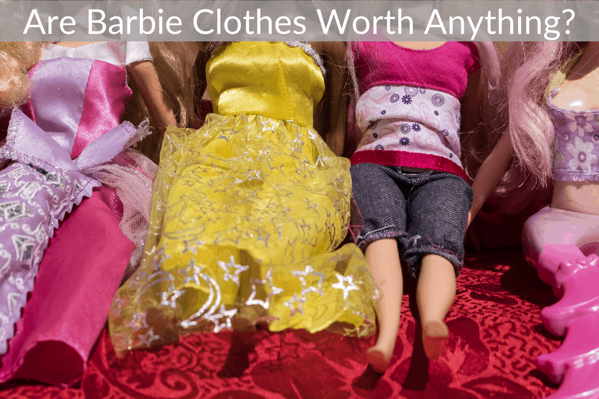 Are Barbie Clothes Worth Anything?