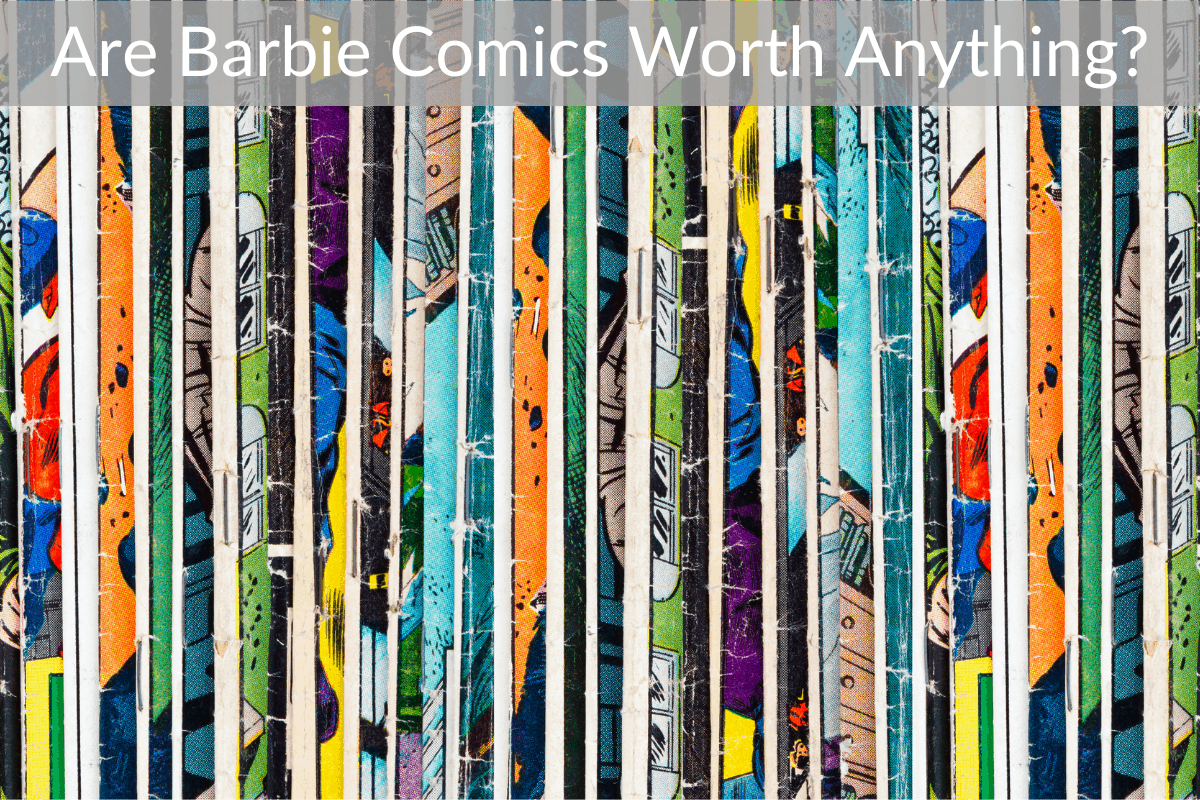 Are Barbie Comics Worth Anything?