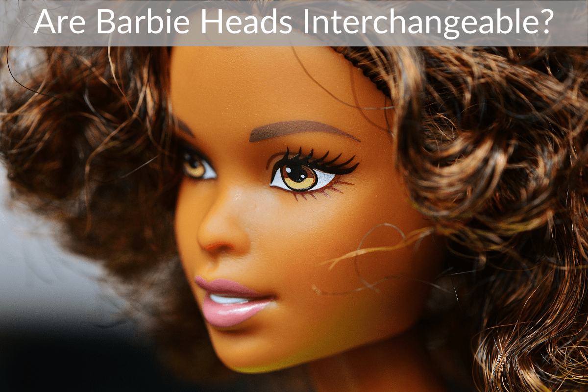 Are Barbie Heads Interchangeable?