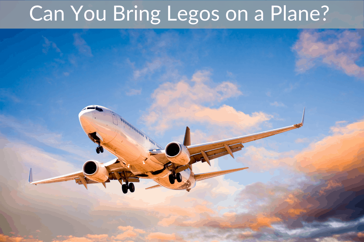 Can You Bring Legos on a Plane?