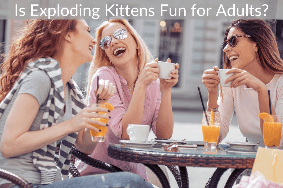 Is Exploding Kittens Fun for Adults?