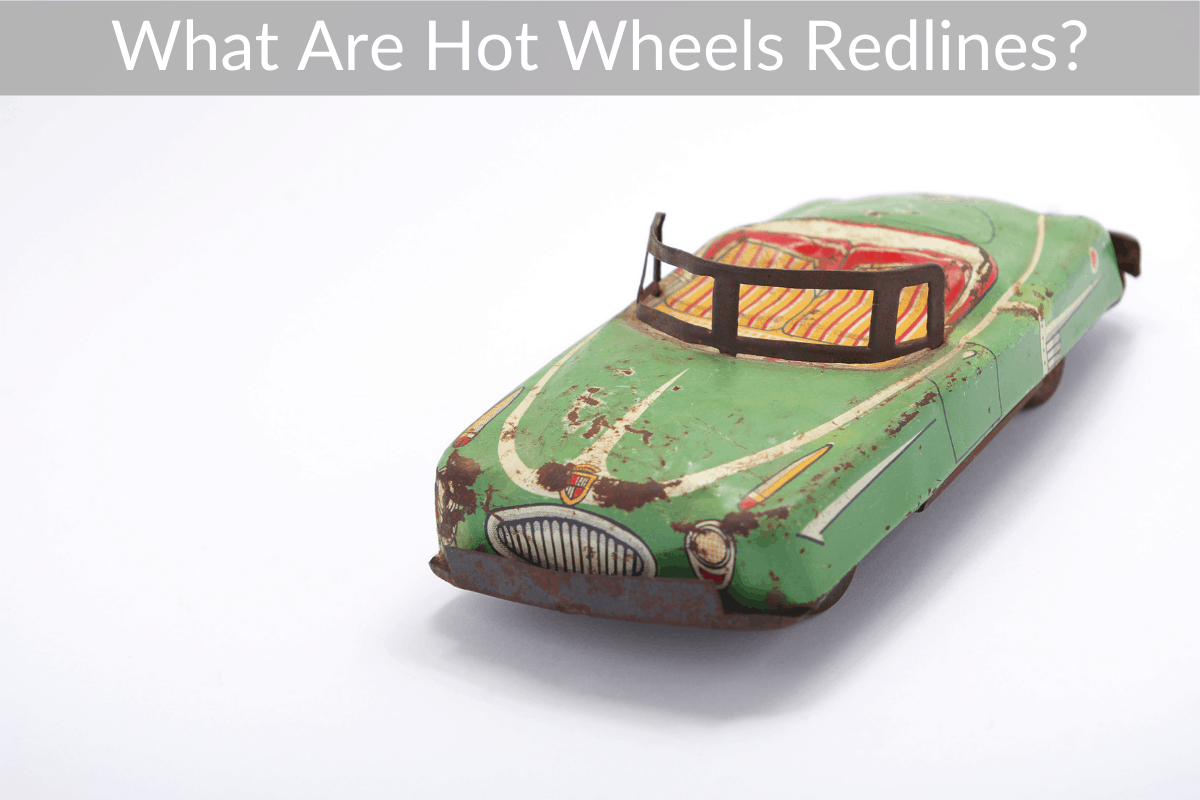 What Are Hot Wheels Redlines?