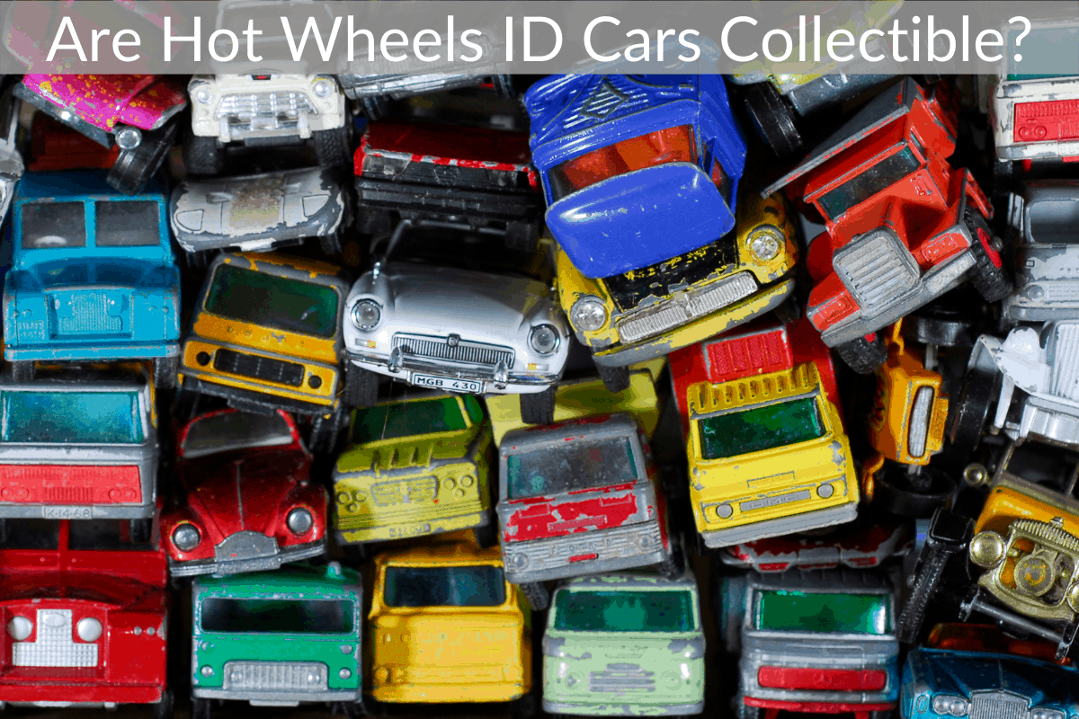 Are Hot Wheels ID Cars Collectible?