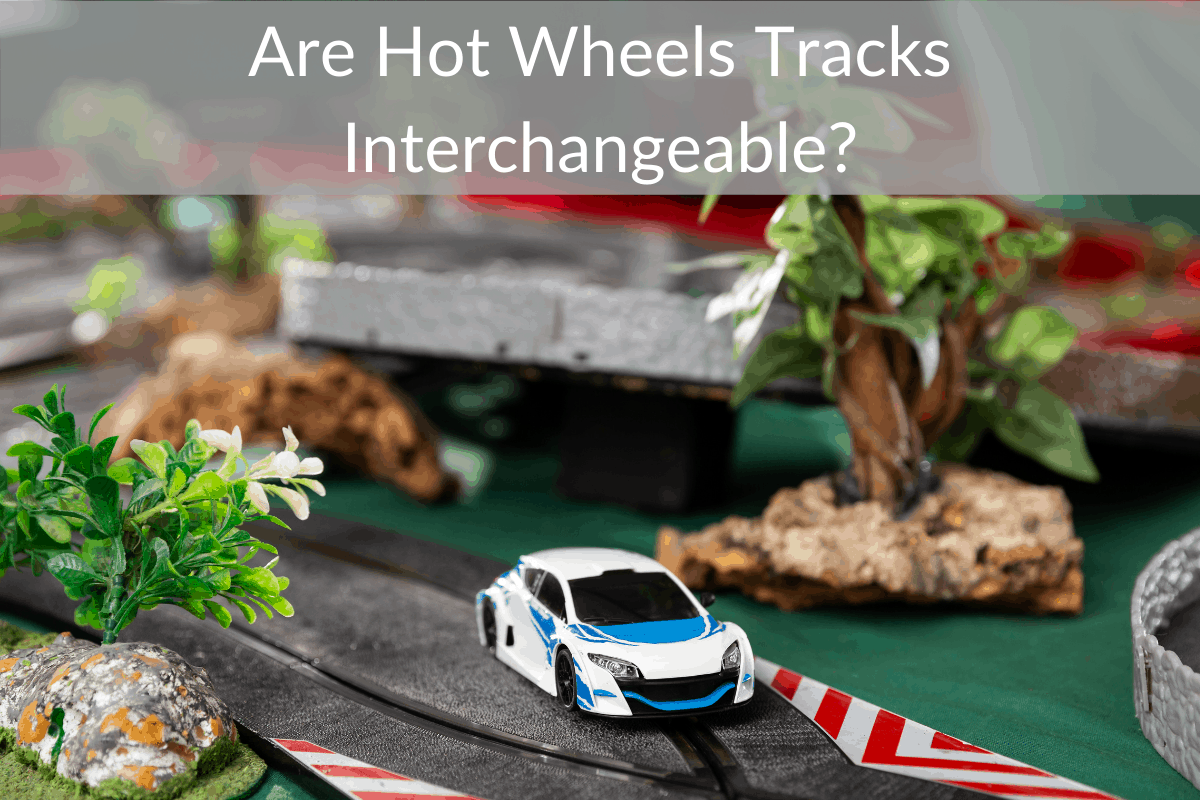 Are Hot Wheels Tracks Interchangeable?