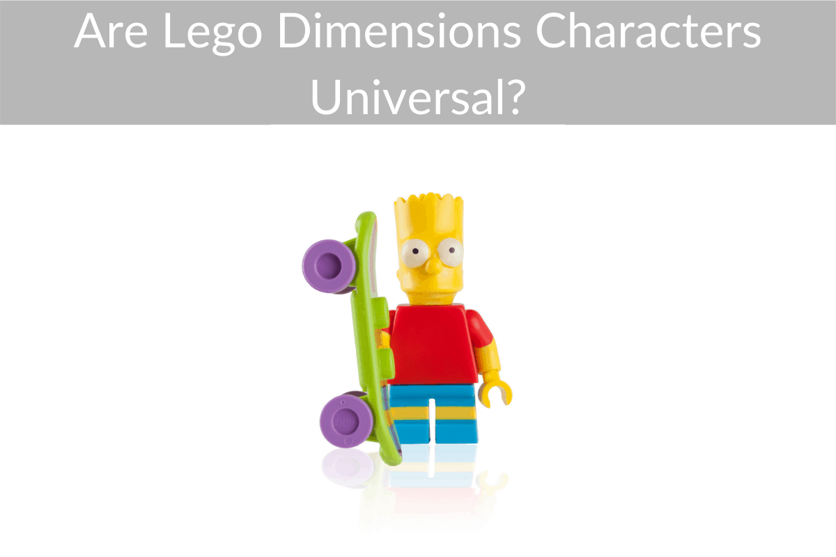 Are Lego Dimensions Characters Universal?