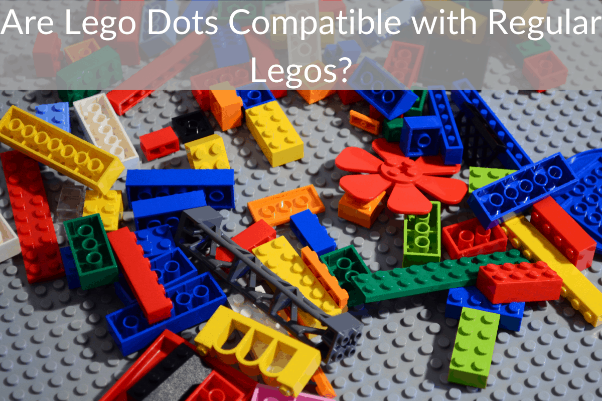 Are Lego Dots Compatible with Regular Legos?