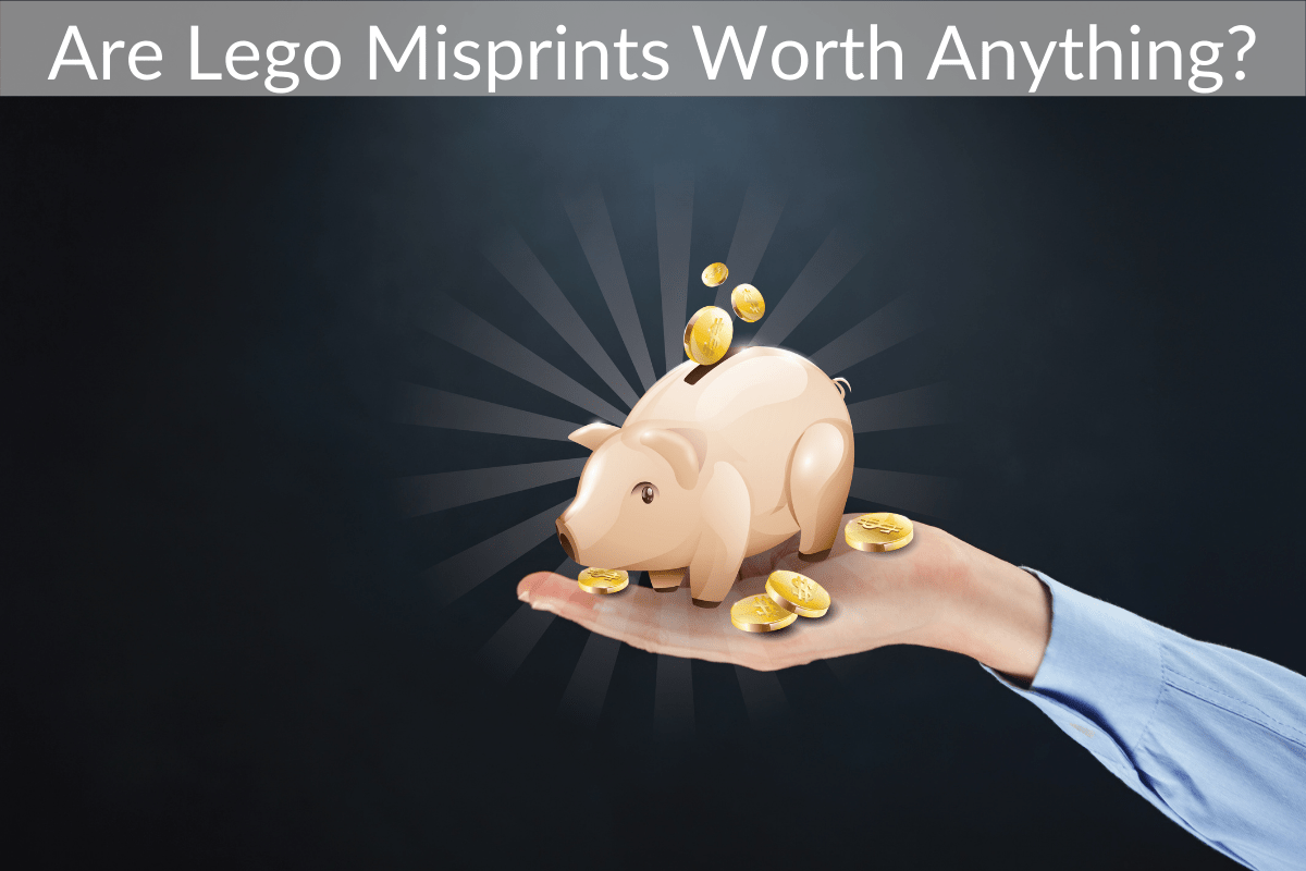 Are Lego Misprints Worth Anything?