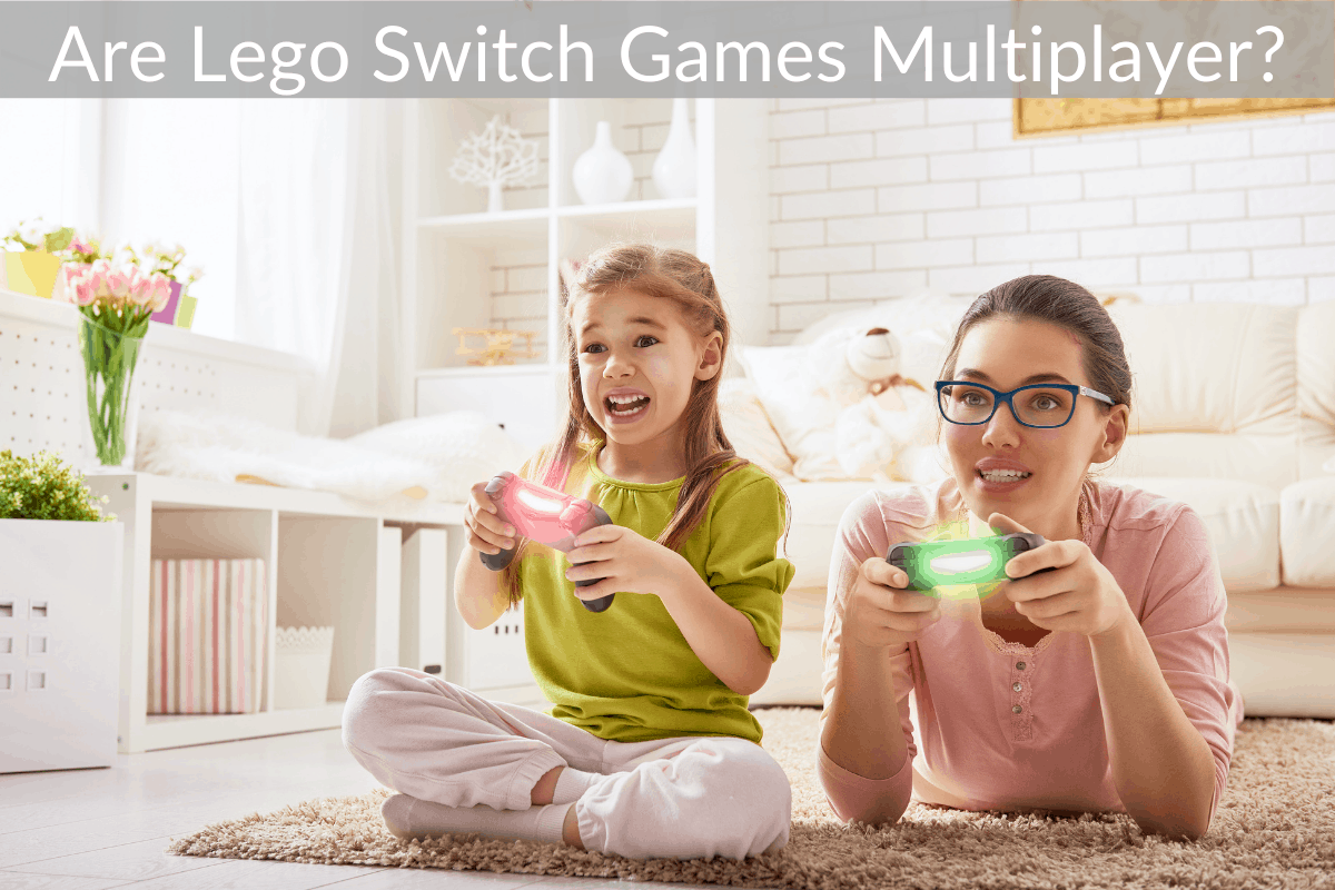 Are Lego Switch Games Multiplayer?