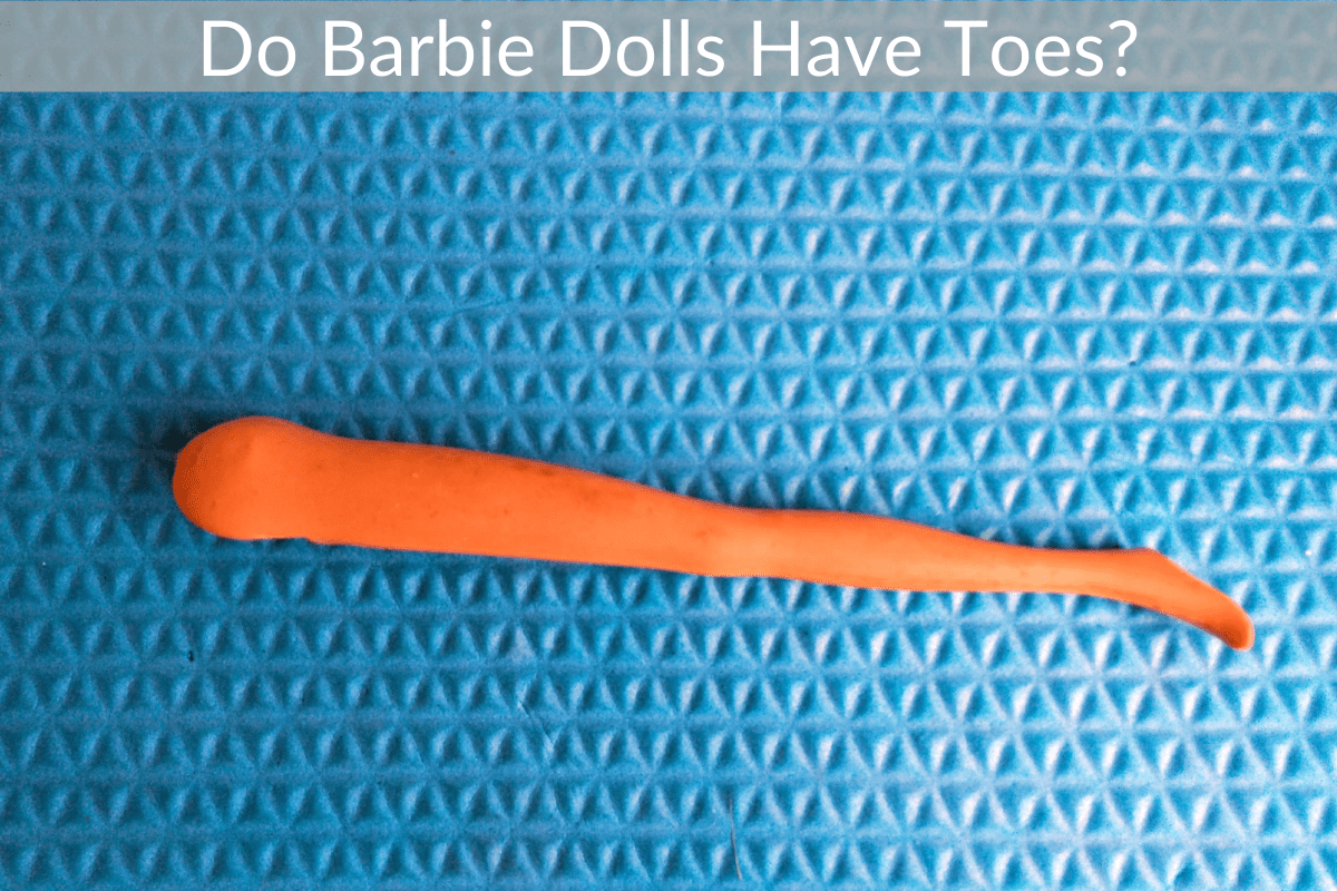 Do Barbie Dolls Have Toes?