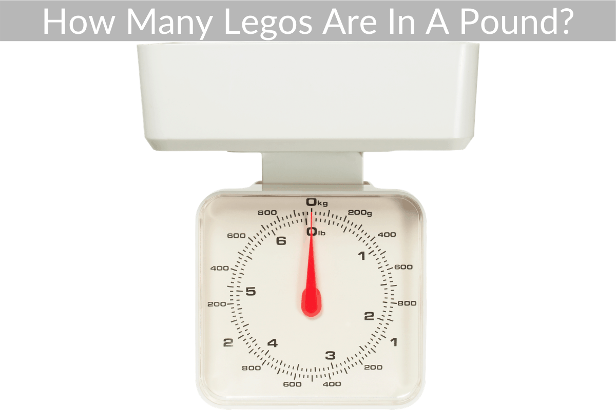 How Many Legos Are In A Pound?