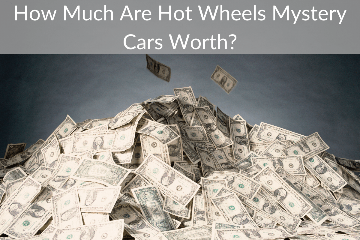 How Much Are Hot Wheels Mystery Cars Worth?