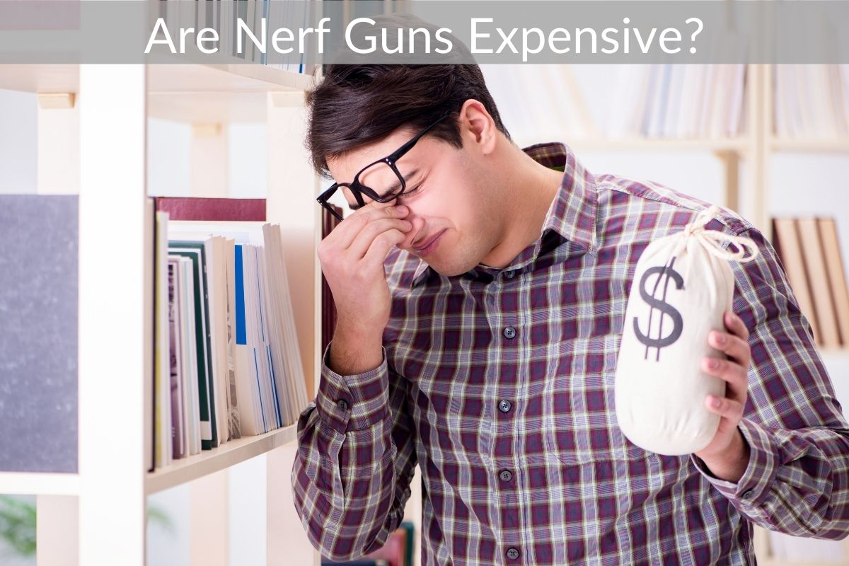 Are Nerf Guns Expensive?
