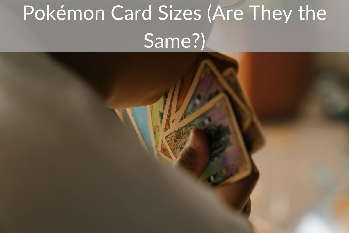 (Are They the Same As Baseball, Magic, or Playing Cards?)