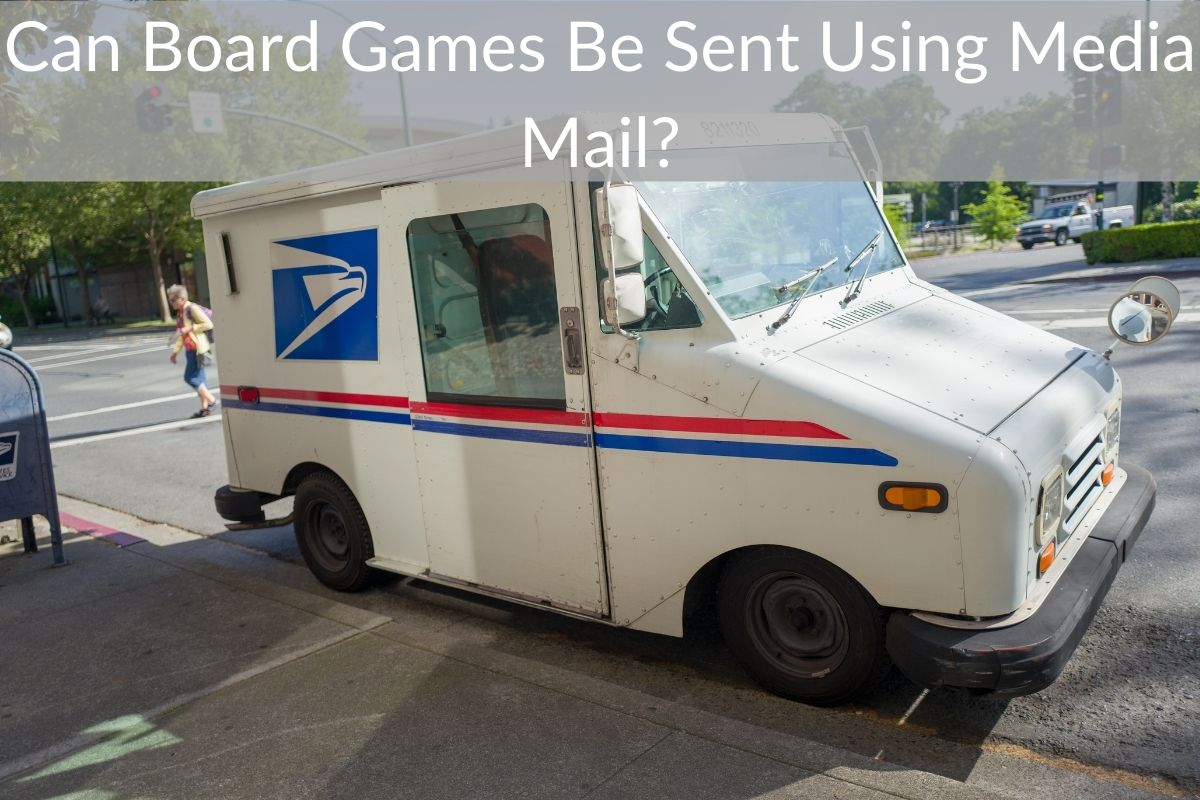 Can Board Games Be Sent Using Media Mail?