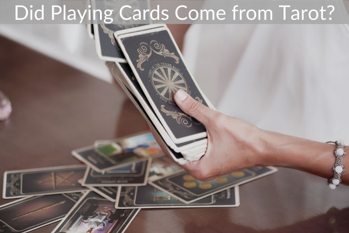 Did Playing Cards Come from Tarot?