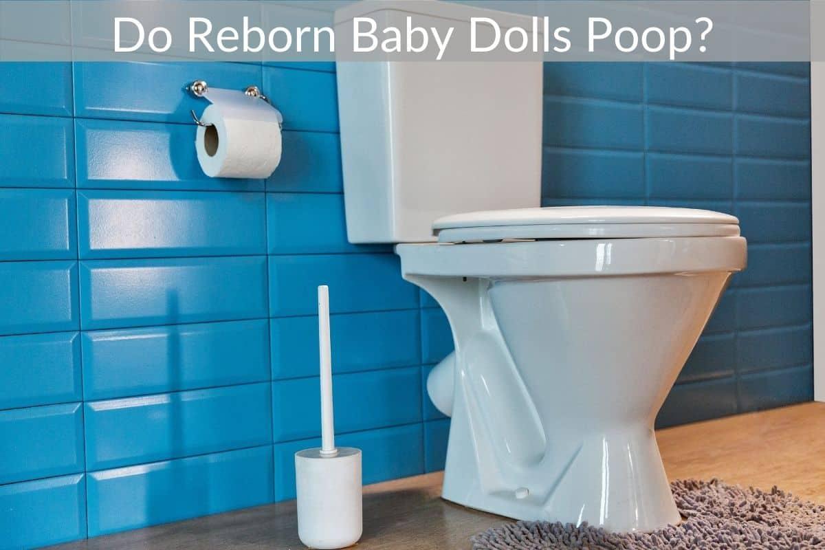 Do Reborn Baby Dolls Poop?