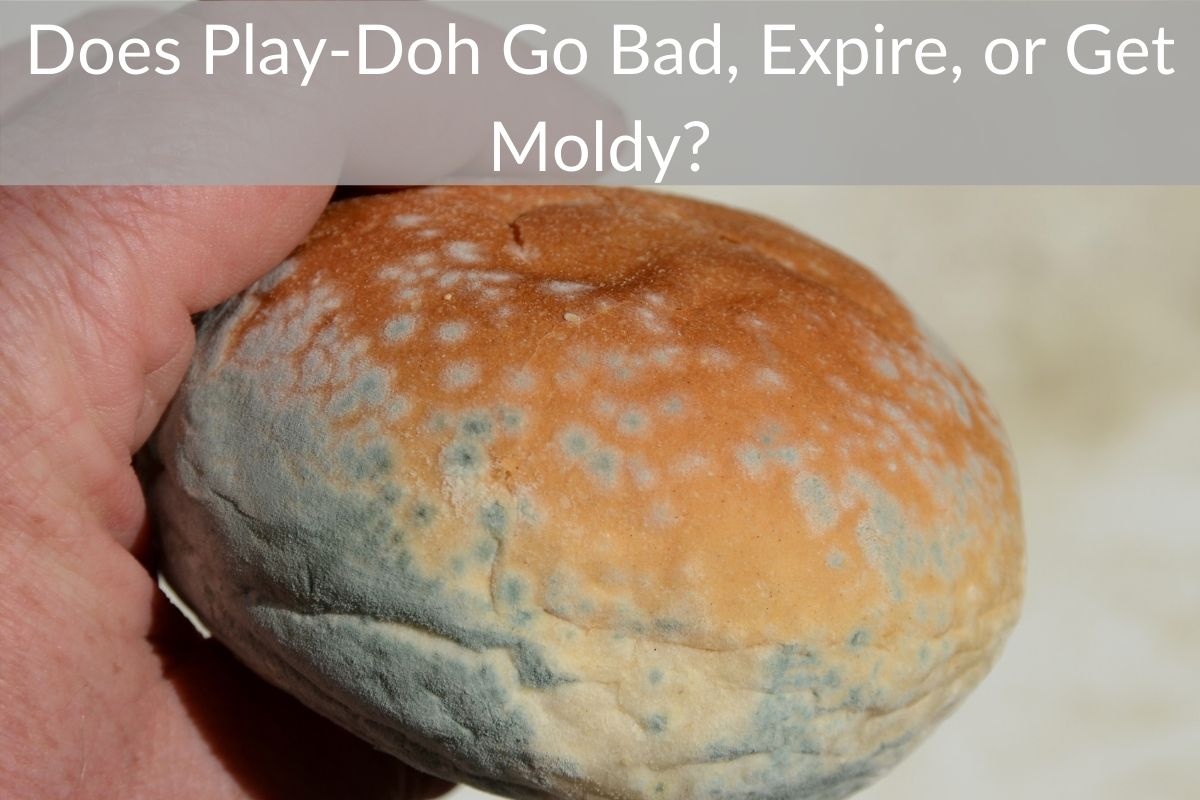 Does Play-Doh Go Bad, Expire, or Get Moldy?