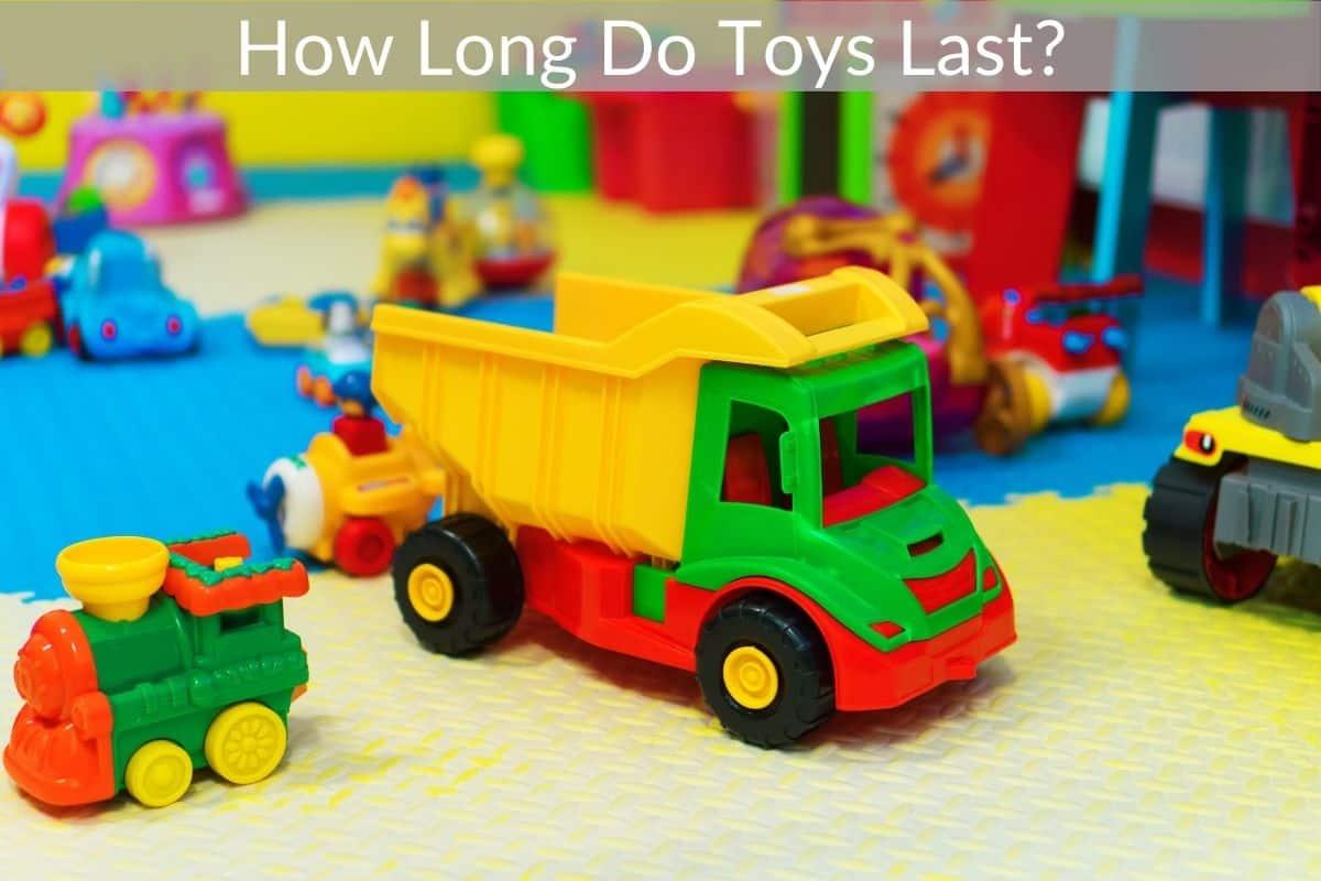 How Long Do Toys Last?