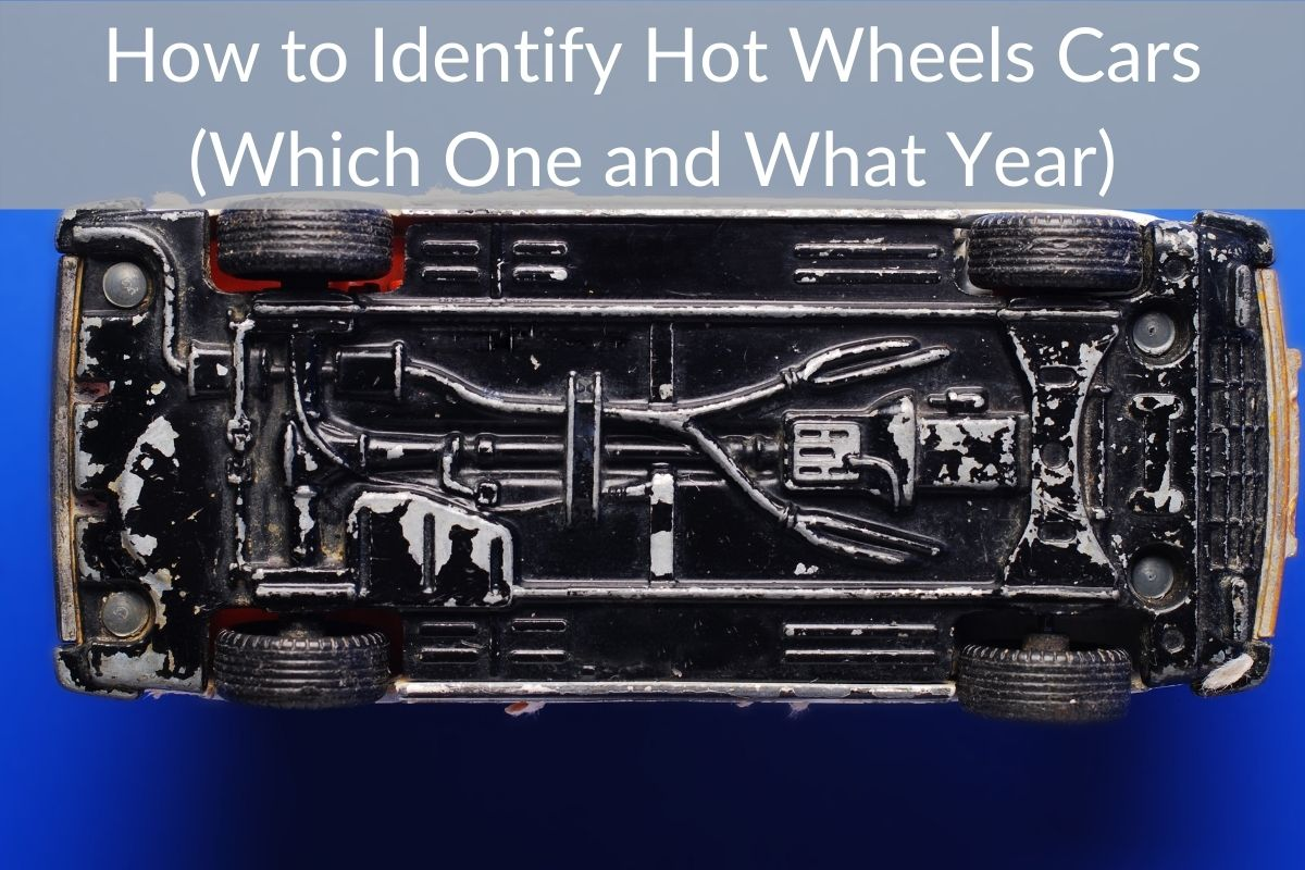 How to Identify Hot Wheels Cars (Which One and What Year)