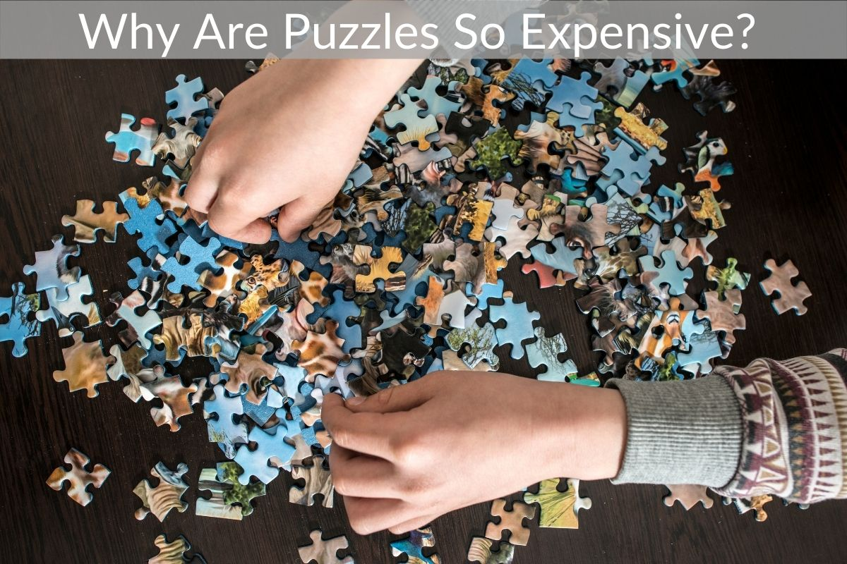 Why Are Puzzles So Expensive?