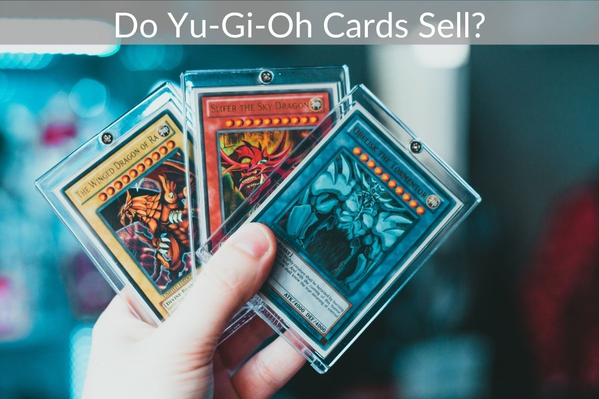 Do Yu-Gi-Oh Cards Sell?