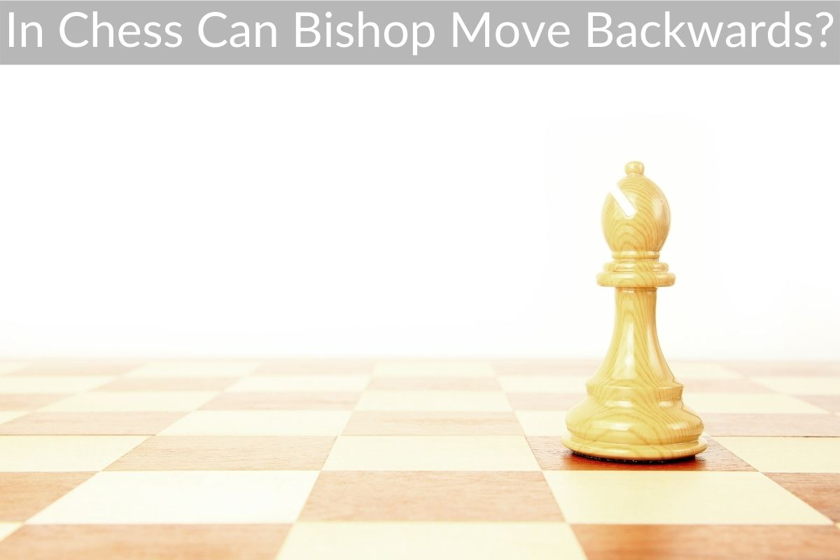 In Chess Can Bishop Move Backwards?