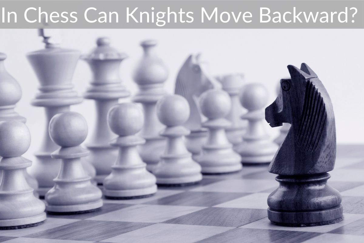 In Chess Can Knights Move Backward?