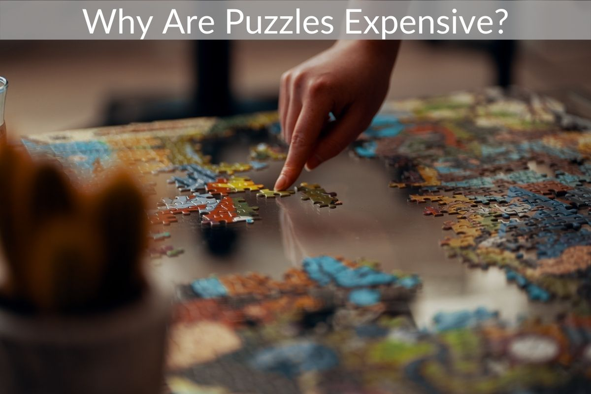 Why Are Puzzles Expensive?