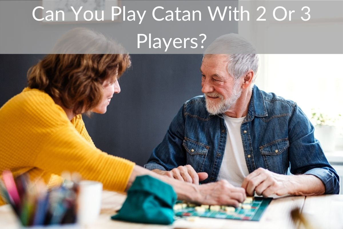 Can You Play Catan With 2 Or 3 Players?