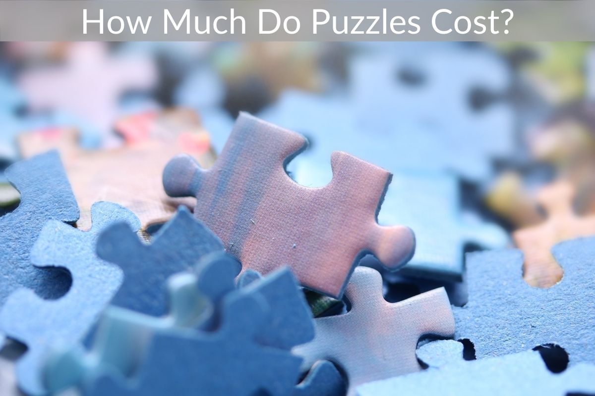 How Much Do Puzzles Cost?